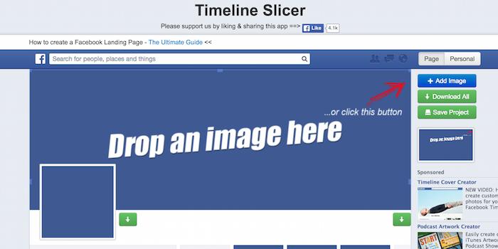 Timeline slicer - 100 social media tools