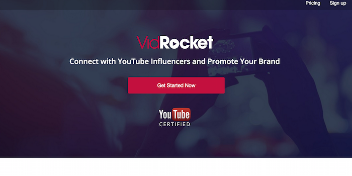 Vidrocket - 100 social media tools