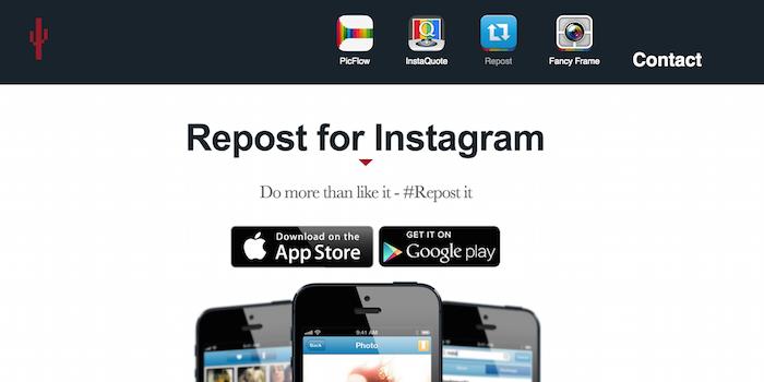 Repost - 100 social media tools