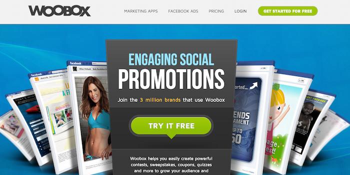 Woobox - 100 social media tools