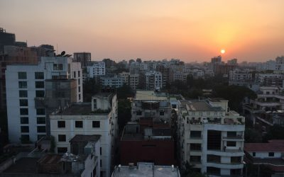 Exploring and working remotely from Bangladesh