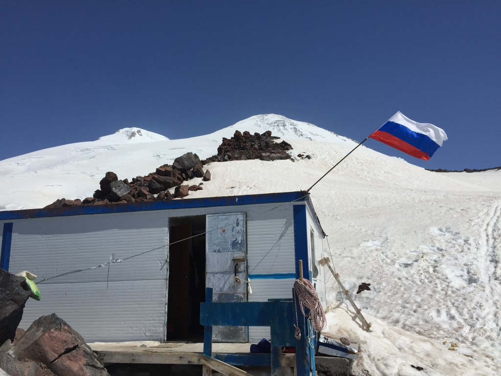 Climbing Mount Elbrus with Refuga